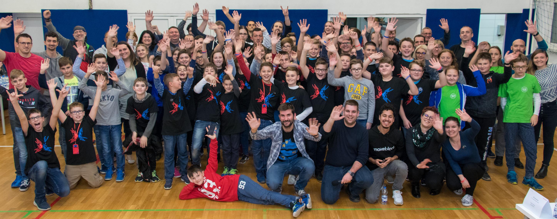 Udruga MIK osvojila 2. mjesto na naprednom robotičkom natjecanju MakeX 2018.
