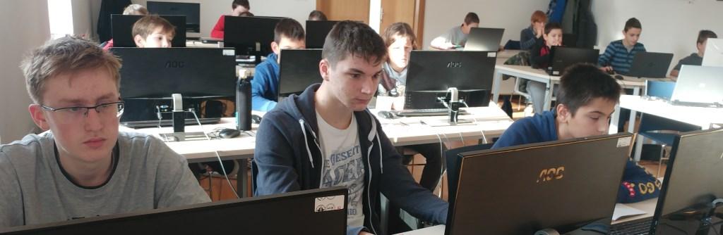 Završeno Hrvatsko otvoreno natjecanje u informatici