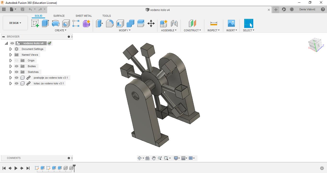Polaznici STEM CENTRA oživljavaju svoje ideje 3D modeliranjem i ispisom