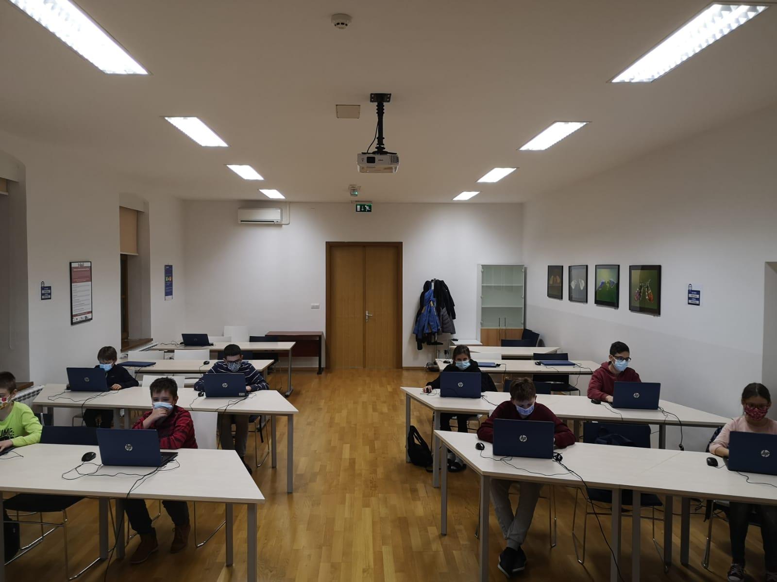 Naši programeri osvojili 2. i 3. mjesto u Hrvatskoj Logo ligi